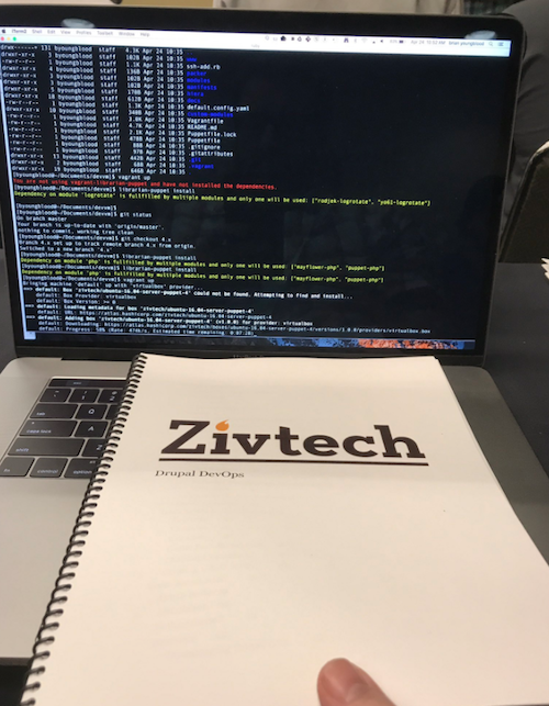 Zivtech DrupalCon Training