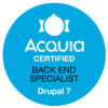 Drupal 7 Back End Specialist