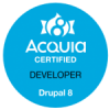 Drupal 8 Certified Developer