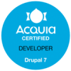 Drupal 7 Certified Developer
