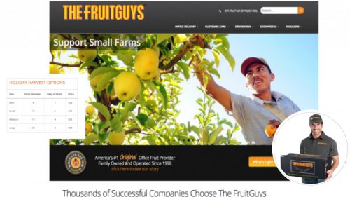 Fruitguys screenshot